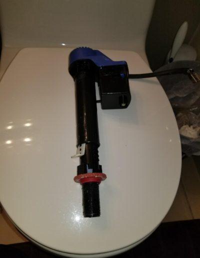 Toilet flush mechanism